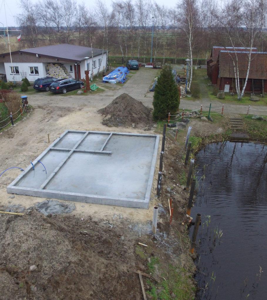 Zdjęcia z budowy – ETAP II